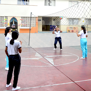 volley-square